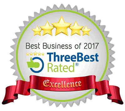 Best Business of 2017 Award of Excellence